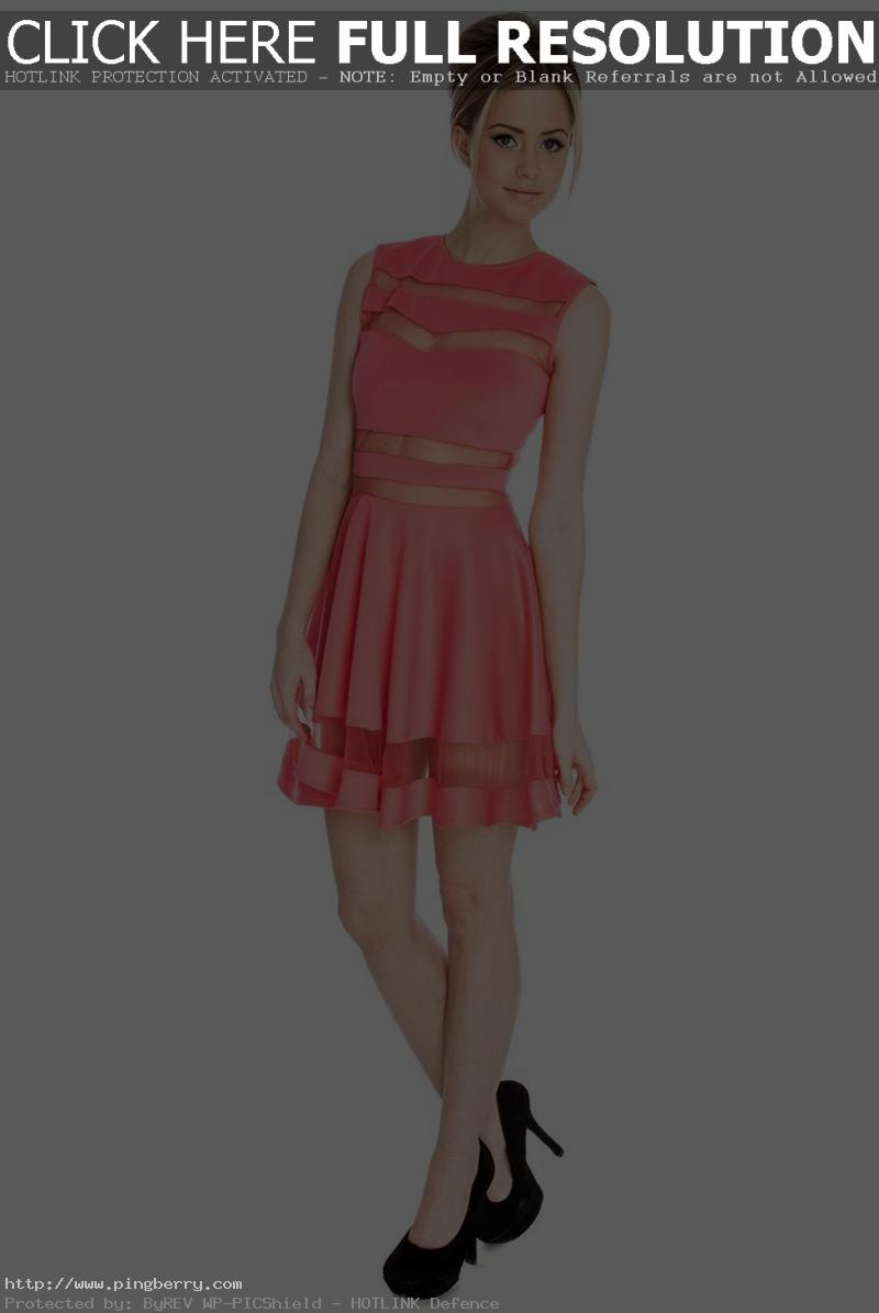 Pink Sexy Club Dress New Arrival Sexy Mini Summer Dresses